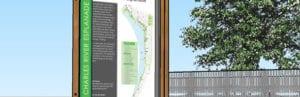 Esplanade Park Wayfinding