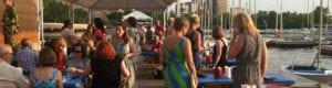 esplanade dock party