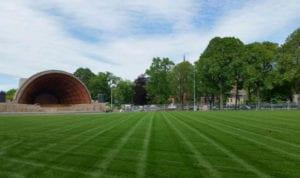 Esplanade Park Hatch Shell