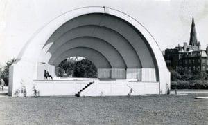 Esplanade MusicShell 1938
