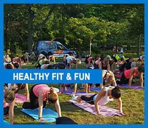 healthy fit fun