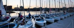 esplanade association sailboats